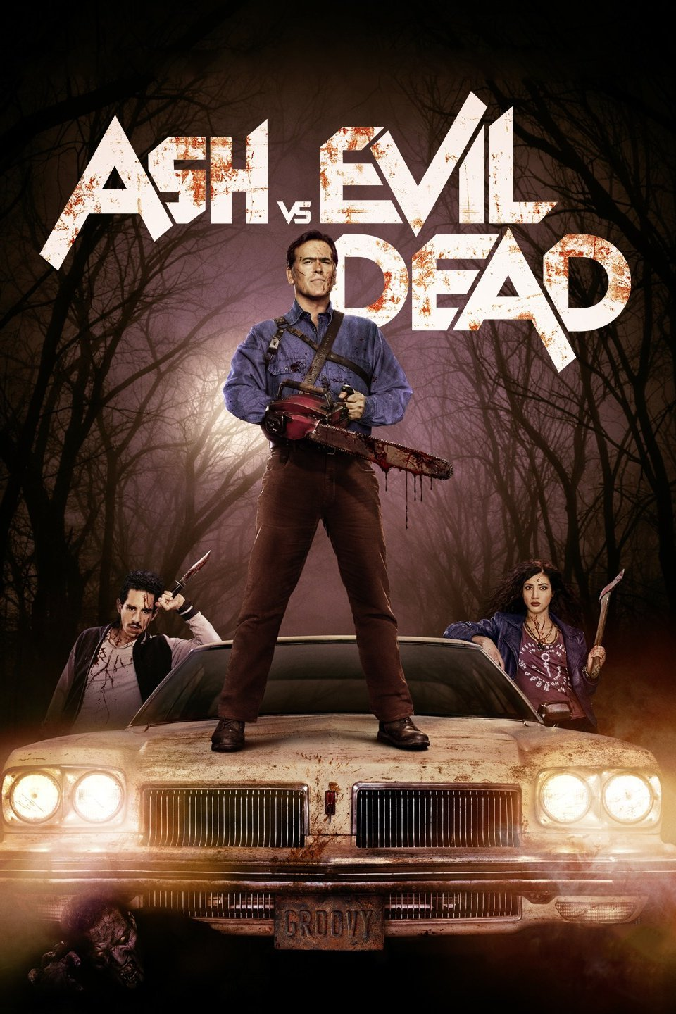 Ash Vs Evil Dead on DISH