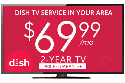 Dish Network Deals in Tuscumbia, Alabama