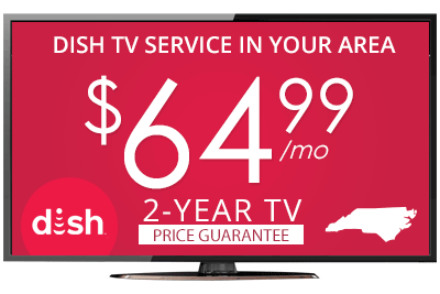 Dish Network Deals in Roanoke Rapids, North Carolina