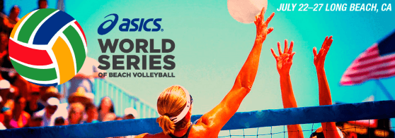 2014 ASICS World Series of Beach Volleyball