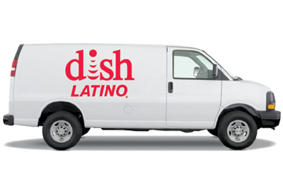 dish latino installation