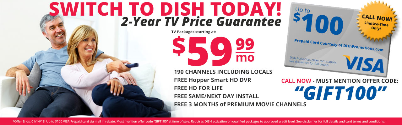 Switch To DISH Banner November 2018