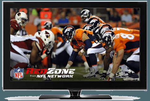 NFL RedZone on DISH